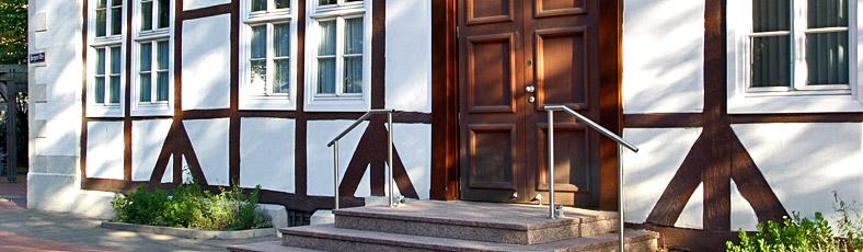 barsinghausen.de 02 Banner: Bürgerservice, Politik