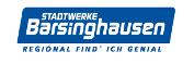 Navigation Banner: Stadtwerke Barsinghausen