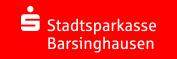 Internet Navigation Banner Stadtsparkasse