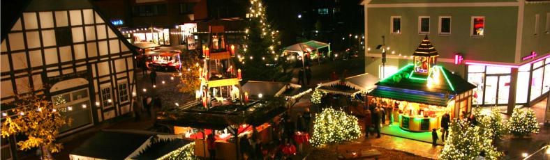 barsinghausen.de 01a Banner: Startseite Weihnachten