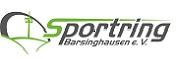 Navigation Banner: Sportring Barsinghausen