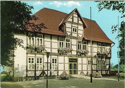 Stadttouren Rathaus©Stadt Barsinghausen