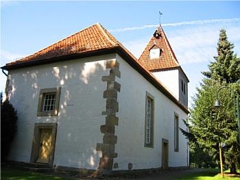 Kirchenansicht Landringhausen©Stadt Barsinghausen