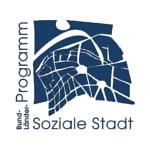Logo Soziale Stadt invertiert©Stadt Barsinghausen