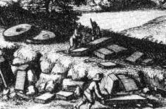 Steinhauer aus Merianstich zu Barsinghausen