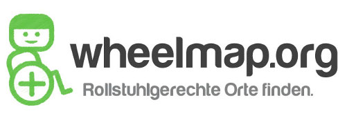 Wheelmap Logo und Schriftzug©Stadt Barsinghausen