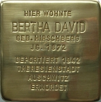 Winninghausen: David Hirschberg - Bertha © Stadt Barsinghausen